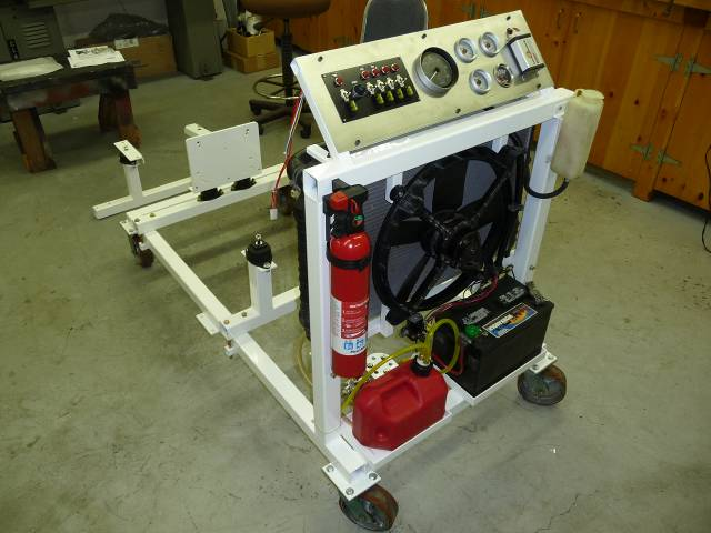Engine Stand Project