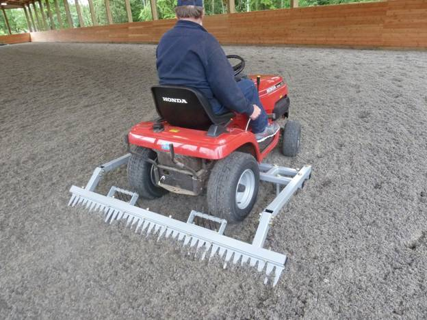 Self Propelled Arena Groomer Project
