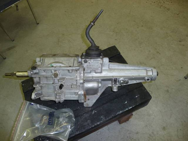 Model-A 5-Speed Conversion