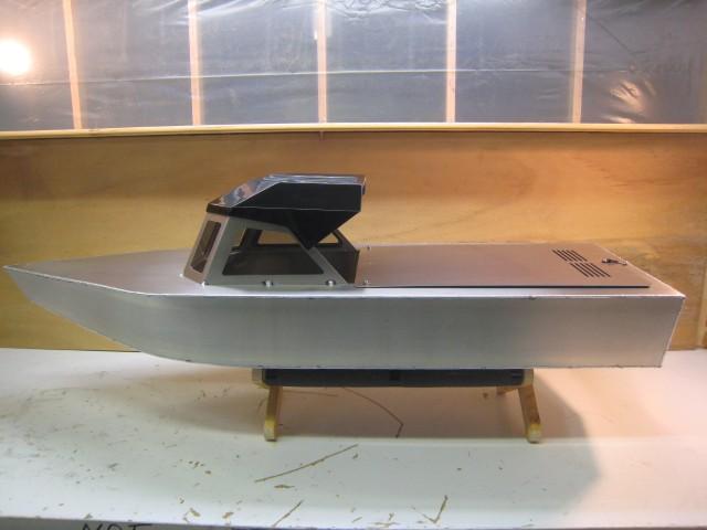 RC Fishing Machine
