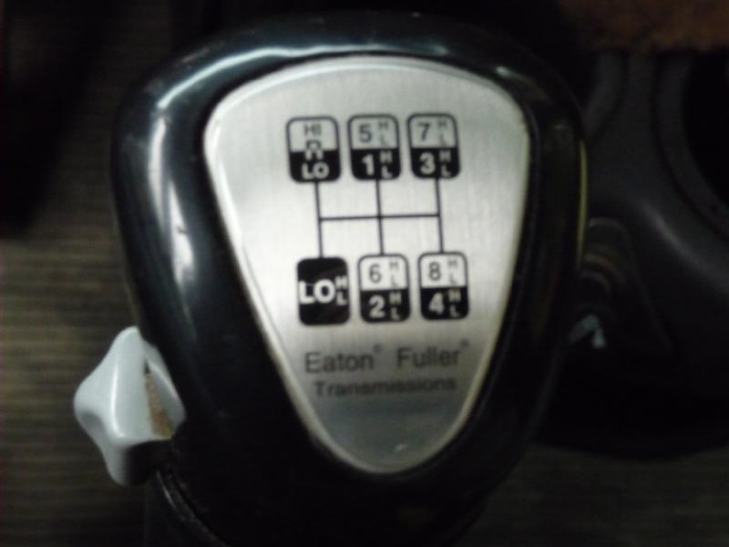 Semi Gear Shift Knobs : When to shift gears in a semi autos post